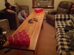 build a beer pong table diy beer pong table others