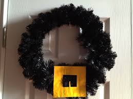 Simple Pilgrim Hat Wreath For Thanksgiving Chica And Jo