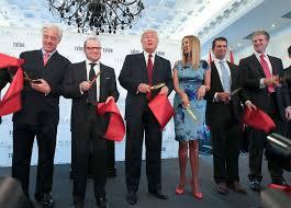 The Trump Family by Media Alert The Trump Family And Talon International Development