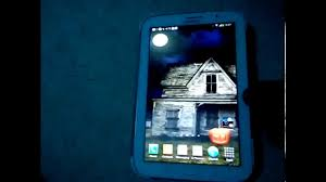 halloween 2015 haunted house live wallpaper for android youtube