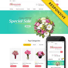 Flower Store Blossom The Flower Store Prestashop Addons