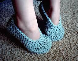 simple child slippers hodgepodge crochet