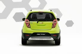 chevrolet beat activ concept out of the box ultimate car blog