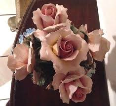 capodimonte roses capodimonte flowers collection on ebay