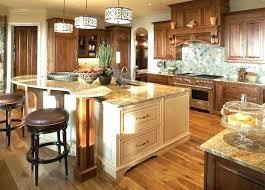 kitchen island san diego granite cabinets home depot brown in