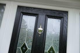 composite door glass glass choices visage