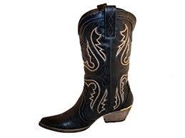 womens boots vegan amazon com volatile s raspy vegan cowboy boot boots