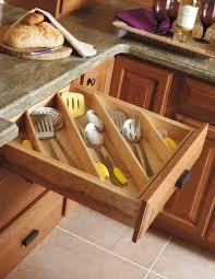 Practical Kitchen Drawer Organization Ideas Shelterness - Kitchen cabinet drawer dividers