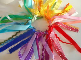 ribbon for hair rainbow ribbon hair band cooking with my kid