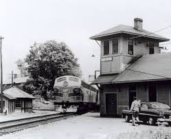the industry in decline railroads in the 1950s