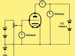 voltmeter and ammeter using pic microcontroller circuit diagram