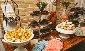 candy catering the candy jar