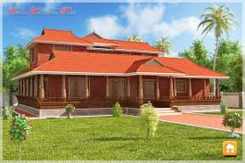 kerala style sloped roof house design green homes thiruvalla