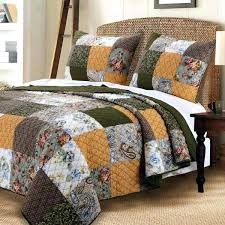 Vintage Comforter Sets French Style Duvet Covers Uk Country Star Quilt Bedding New