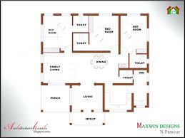 single floor 4 bedroom house plans keralasingle story home design