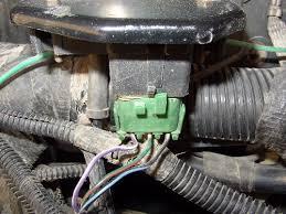 map sensor jeep map sensor voltage adjuster for the jeep 4 0 efi engine