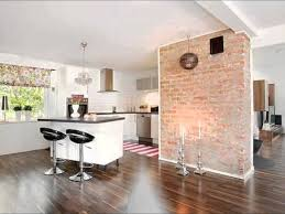 industrial home interior give your home a rustic or industrial touch with brick wall