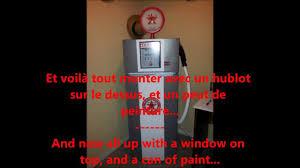pompe essence vintage réfrigérateur pompe à essence fridge fuel pump youtube