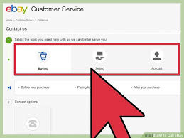 Ebay Help Desk How To Call Ebay 11 Steps With Pictures Wikihow