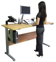 Standing Or Sitting Desk Standing Desks Workplace Posture A Step In Employee