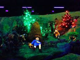 Rock City Garden Of Lights Delighted Rock City Garden Of Lights Pictures Inspiration