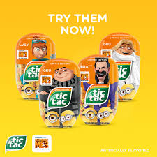 where to buy minion tic tacs tic tac usa tictacusa
