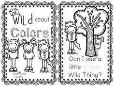 freebie wild literacy mini unit