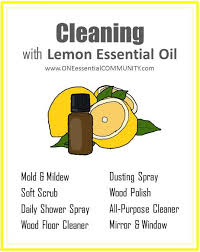 Wood Floor Cleaner Diy 8 Diy Recipes For Cleaning With Lemon Essential Oil Plus A Free