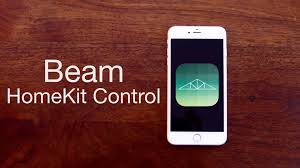 beam ios app for homekit smart home automation elevate your home