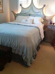 diy princess bed headboard home ideas pinterest princess