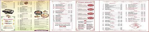 golden china menus okletseat