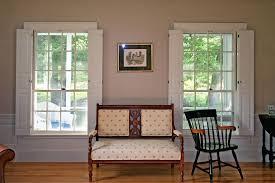 Interior Shutters For Windows Raised U0026 Flat Panel Interior Colonial Shutterworks