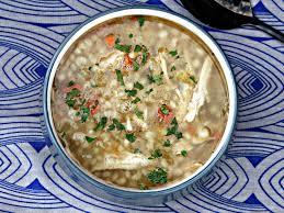 cooker leftover turkey lemon and couscous soup recipe