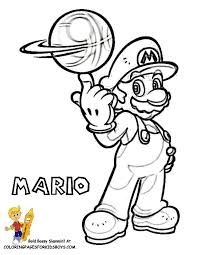 mario images super mario bros coloring