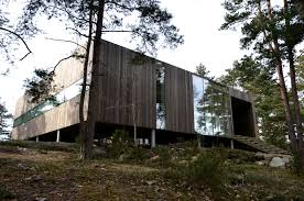 Square Home by Square House Veierland Reiulf Ramstad Arkitekter As Archdaily