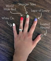 5 nail colors for summer u2014 kaleidoscope spinning