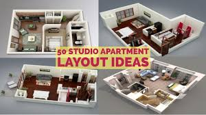 50 studio apartment layout ideas youtube