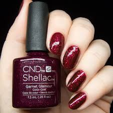 this red nail polish is meant for hollywood nails pinterest