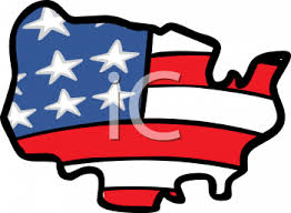 royalty free united states clip art patriotic clipart