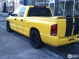 Dodge Ram Yellow - dodge ram srt 10 quad cab yellow fever edition 27 march 2012
