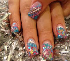 green glitter nail designs images nail art designs