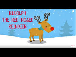 rudolph red nosed reindeer christmas songs kids