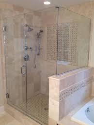 Frame Shower Door Showers Exeter Glass