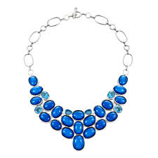 blue fashion necklace images Sandi pointe virtual library of collections jpg