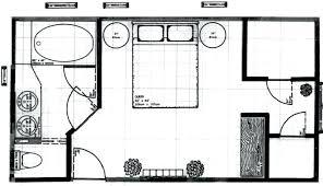 master bed and bath floor plans bedroom and bathroom floor plans biggreen club
