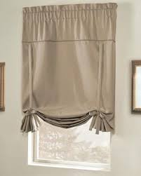 Tie Up Valance Curtains Tie Up Shades Balloon Curtains Curtainshop