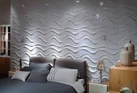 Textured Paneling Plastic Wall Cladding Textured Exterior 3d Wall Panels Outdoor Pvc