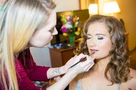 freelance makeup artist las vegas las vegas elopement photographs groom with makeup in the