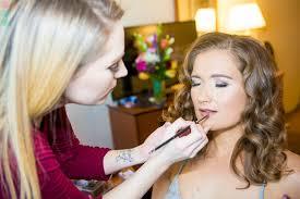 makeup artist las vegas las vegas elopement photographs groom with makeup in the