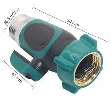 Hose Quick Connect Outside Spigot Extender Arthritis Friendly Garden Hose Faucet Extension Best Faucets Decoration